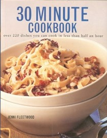 10...20...30 Minute Cookbook