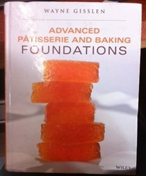 Advanced Patisserie and Baking Foundations