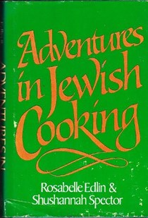 Adventures In Jewish Cooking