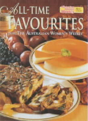 All-Time Favourites (The Australian Women's Weekly Home Library)