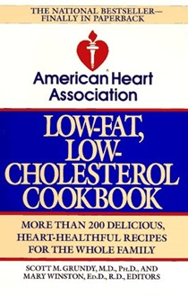 American Heart Association Low-Fat, Low-Cholesterol Cookbook