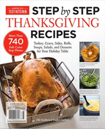 America's Test Kitchen Special Issue: Step by Step Thanksgiving Recipes (2016)