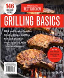 America's Test Kitchen Special Issue: Grilling Basics (2017)