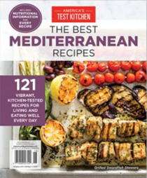 America's Test Kitchen Special Issue: The Best Mediterranean Recipes (2018)
