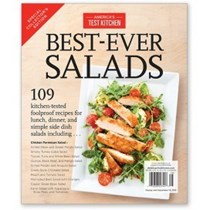 America's Test Kitchen Special Issue: Best-Ever Salads (2018): Special Collector's Edition
