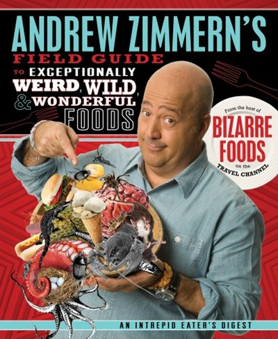 Andrew Zimmern cookbook