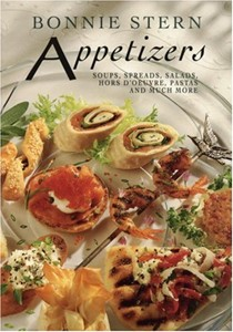 Appetizers: Soups, Spreads, Salads, Hors d'Oeuvre, Pasta and Much More