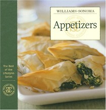 Appetizers (The Best of Williams-Sonoma Lifestyles Series)