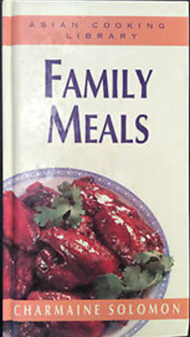 Asian Cooking Library: Family Meals
