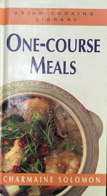 Asian Cooking Library: One-Course Meals