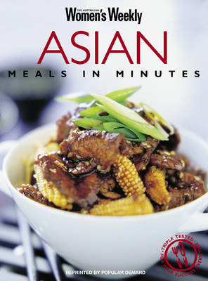 Asian Meals in Minutes