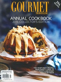 Australian Gourmet Traveller Annual Cookbook 2014: Our Favourite Recipes