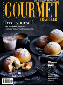 Australian Gourmet Traveller Magazine, April 2016