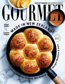 Australian Gourmet Traveller Magazine, April 2021