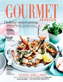 Australian Gourmet Traveller Magazine, January 2015