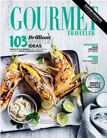 Australian Gourmet Traveller Magazine, January 2016