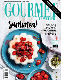 Australian Gourmet Traveller Magazine, January 2017