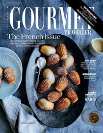 Australian Gourmet Traveller Magazine, October 2015: The French Issue