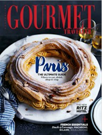Australian Gourmet Traveller Magazine, October 2016