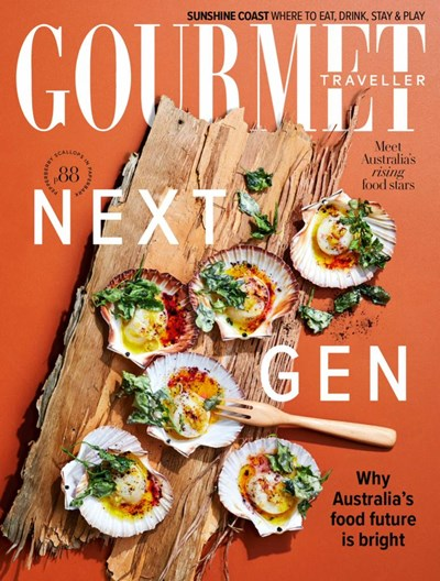 Australian Gourmet Traveller Magazine, October 2020