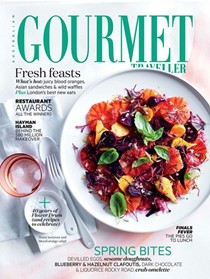 Australian Gourmet Traveller Magazine, September 2014