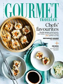 Australian Gourmet Traveller Magazine, September 2015