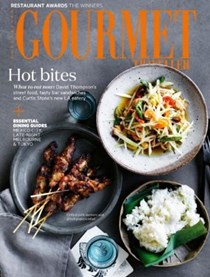 Australian Gourmet Traveller Magazine, September 2016