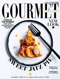 Australian Gourmet Traveller Magazine, September 2017