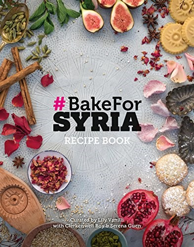 #Bake for Syria Recipe Book