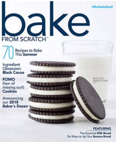 Bake from Scratch Magazine, Jul/Aug 2018