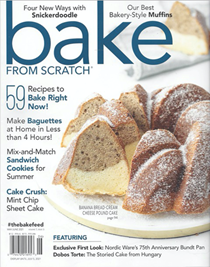 Bake from Scratch Magazine, May/Jun 2021