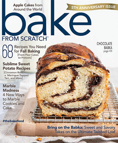 Bake from Scratch Magazine, Sep/Oct 2020: 5th Anniversary Issue