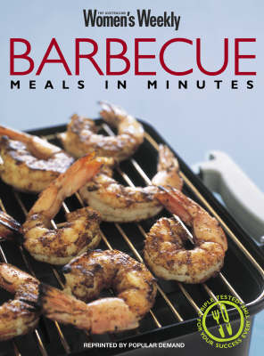 Barbecue Meals in Minutes