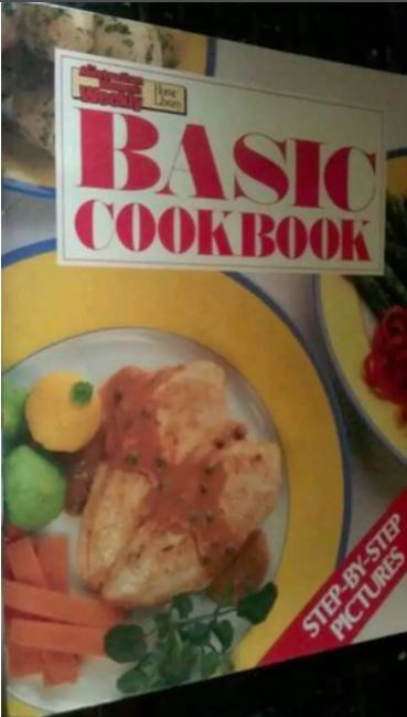 Basic Cookbook (Australian Women's Weekly Home Library Series)