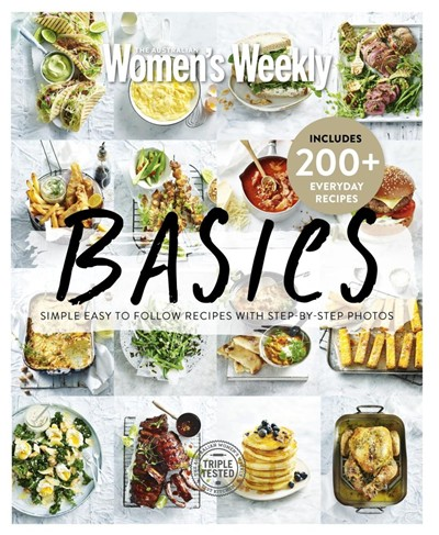 Basics from Women's Weekly
