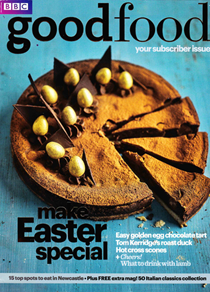 BBC Good Food Magazine, April 2017