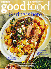 BBC Good Food Magazine, April 2021
