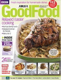 BBC Good Food Magazine, April 2011