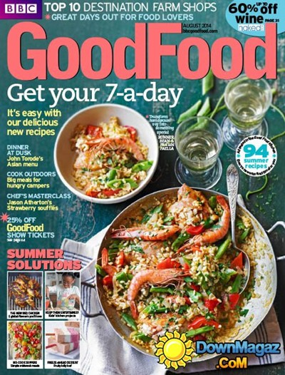 Bbc good food magazine august 2014 eat your books bbc good food magazine august 2014 forumfinder Choice Image