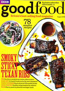 BBC Good Food Magazine, August 2016