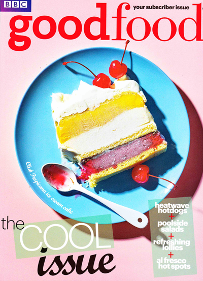 August Issue Of Good Food Magazine