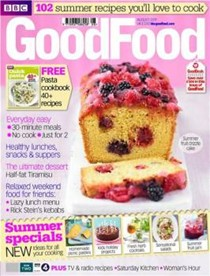 BBC Good Food Magazine, August 2011