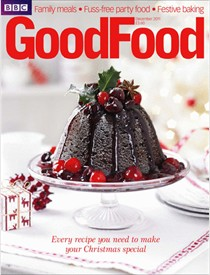 BBC Good Food Magazine, December 2011