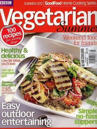 Bbc good food magazine home cooking series vegetarian summer bbc good food magazine home cooking series vegetarian summer summer 2012 forumfinder Choice Image