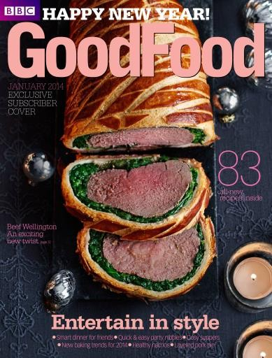 Bbc Good Food Magazine January 2014 Eat Your Books