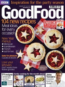 BBC Good Food Magazine, January 2011
