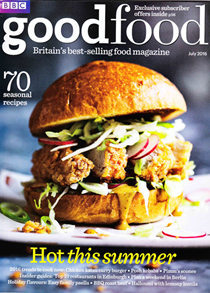 BBC Good Food Magazine, July 2016