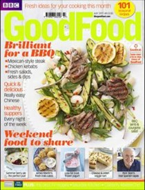 BBC Good Food Magazine, July 2011