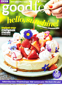 BBC Good Food Magazine, June 2017