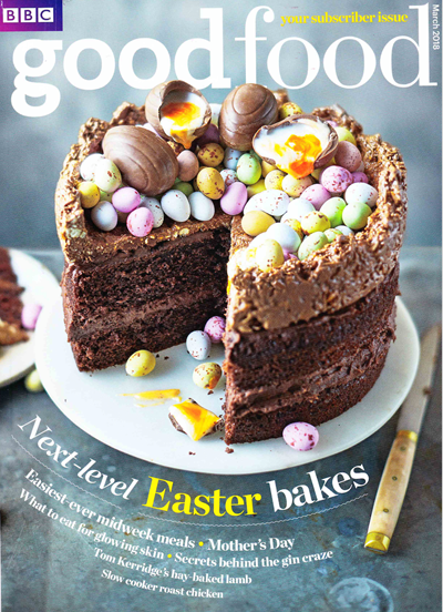 BBC Good Food Magazine, March 2018